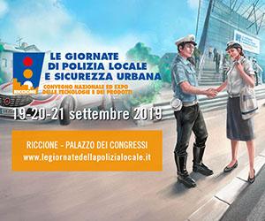 Al via a Riccione le Giornate della Polizia locale e Sicurezza Urbana