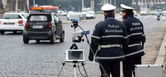 Spese di degenza per Polizia Locale