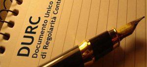 Regolarità contributiva (DURC)