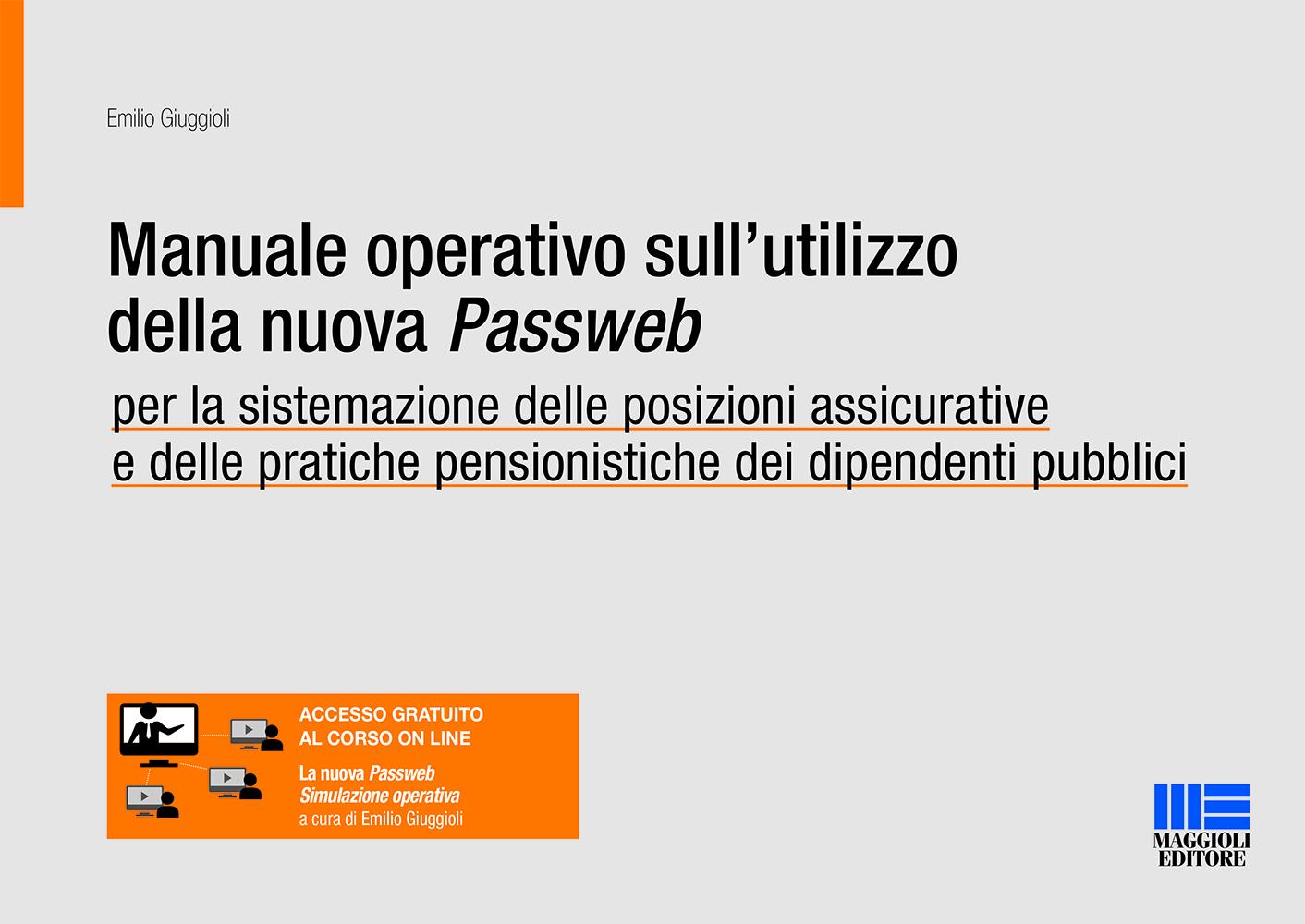 Manuale operativo sull�utilizzo della nuova Passweb