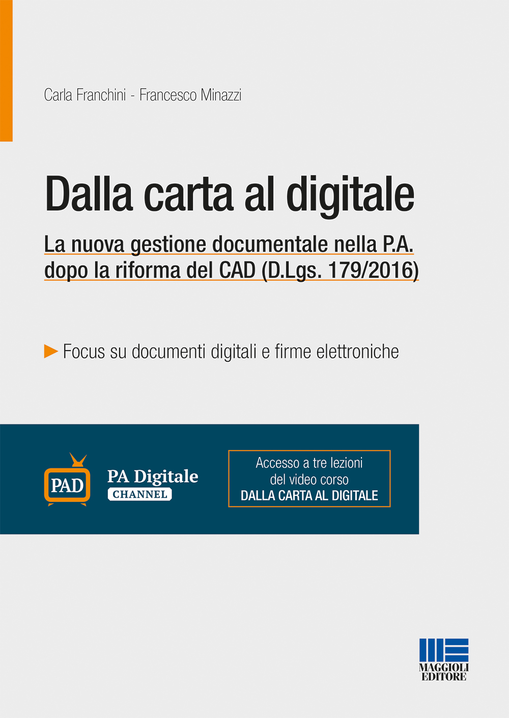 Dalla carta al digitale