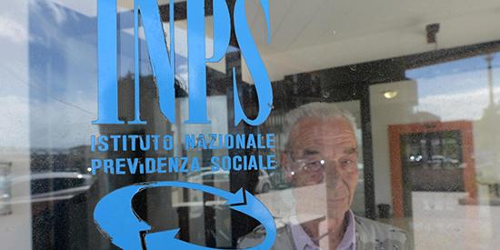 INPS: verifica del diritto a pensione