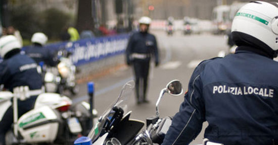 Polizia locale: eventi privati