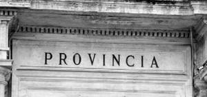 Province: modalità di iscrizione nel bilancio 2018
